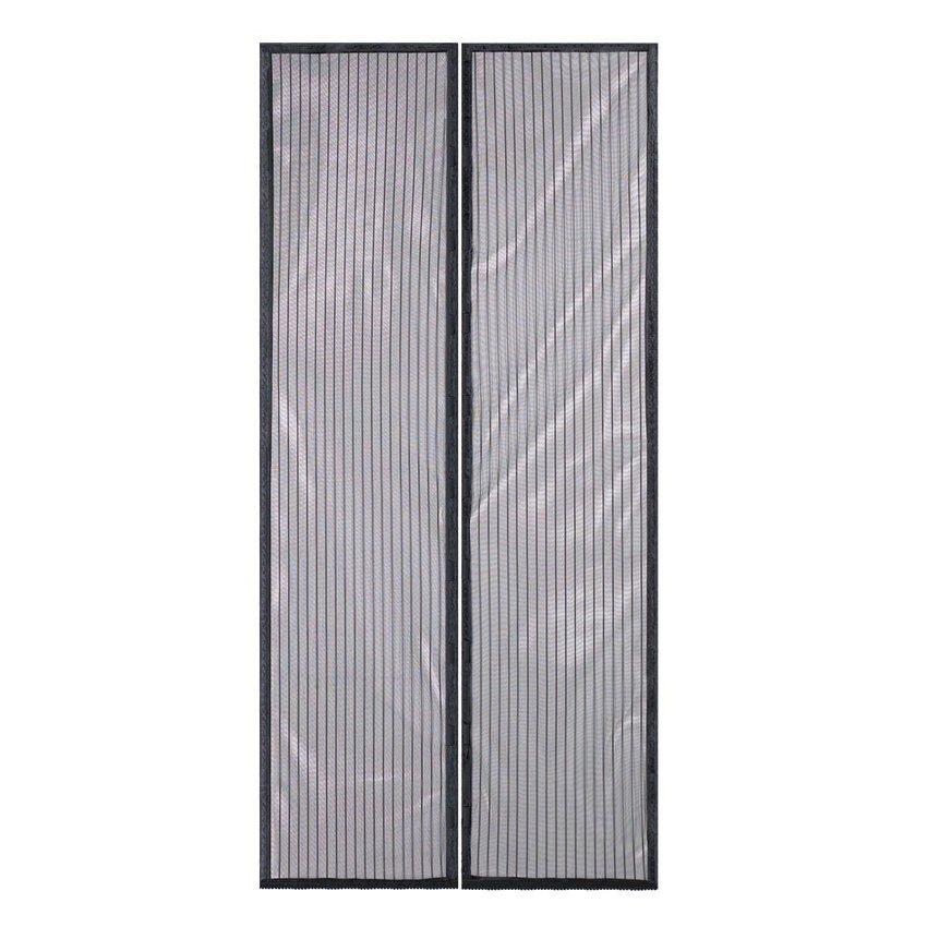 Mesh Screen Door : Magic mesh magnetic screen door asotv product review