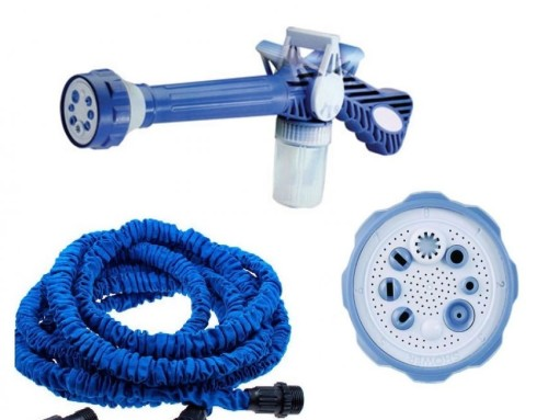 EzJet Water Canon with 50FT Xhose