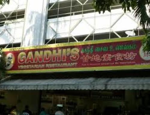 Gandhi's Vegetarian Restaurant
